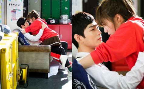 Jung Eun Ji and Lee Won Geun Get Up Close and Personal in
