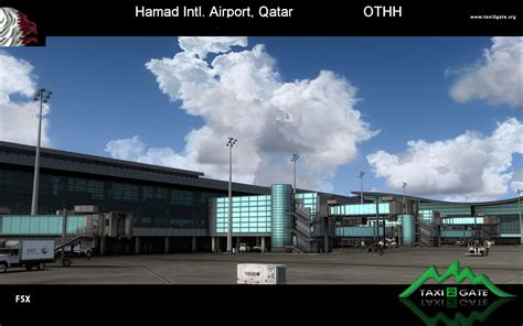 Taxi2Gate Hamad Intl OTHH