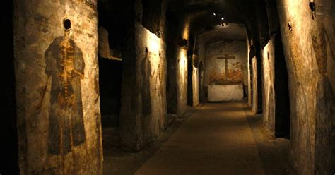 Naples Crypts and Catacombs 2