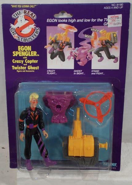 """""""OUT OF STOCK"""" """"The Real"""" Ghostbusters Power Pack Heroes"""