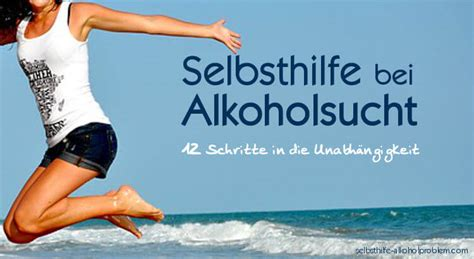 Selbsthilfe Alkoholproblem l Tipps, Anleitung & Motivation l
