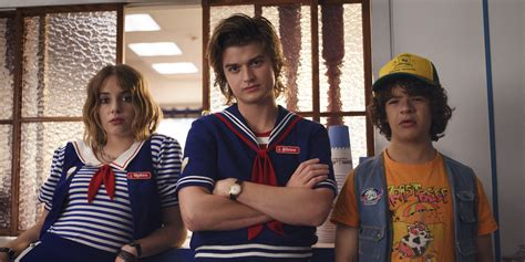 Stranger Things 3 Images Are an 80s Dream   Collider