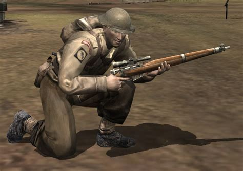 Image - Unit Infantry Section Scoped Enfield