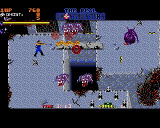 Real Ghostbusters, The (Arcade) – Hardcore Gaming 101