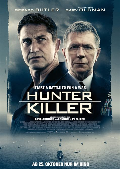 Hunter Killer - Film 2018 - FILMSTARTS