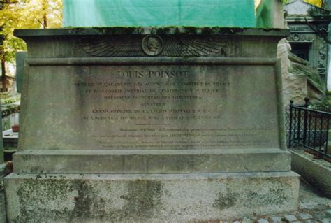 Monuments on Mathematicians / Grave of L
