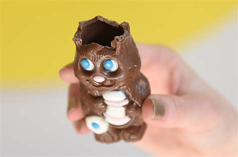 Here Is The Chocolate Easter Bunny Hack You Never Knew You