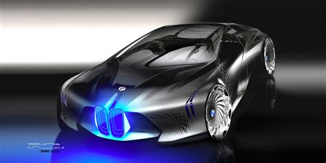 BMW Vision Next 100 shows future of BMW - Business Insider